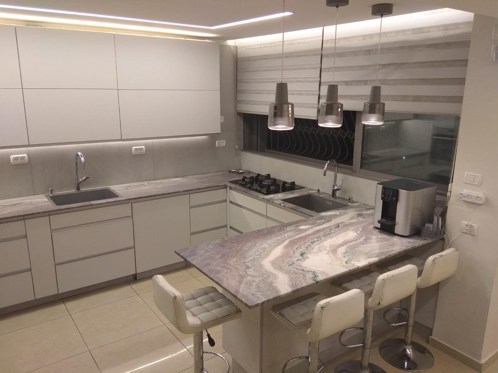 עיצוב פנים מטבח | אדריכלות מטבח - מטבח