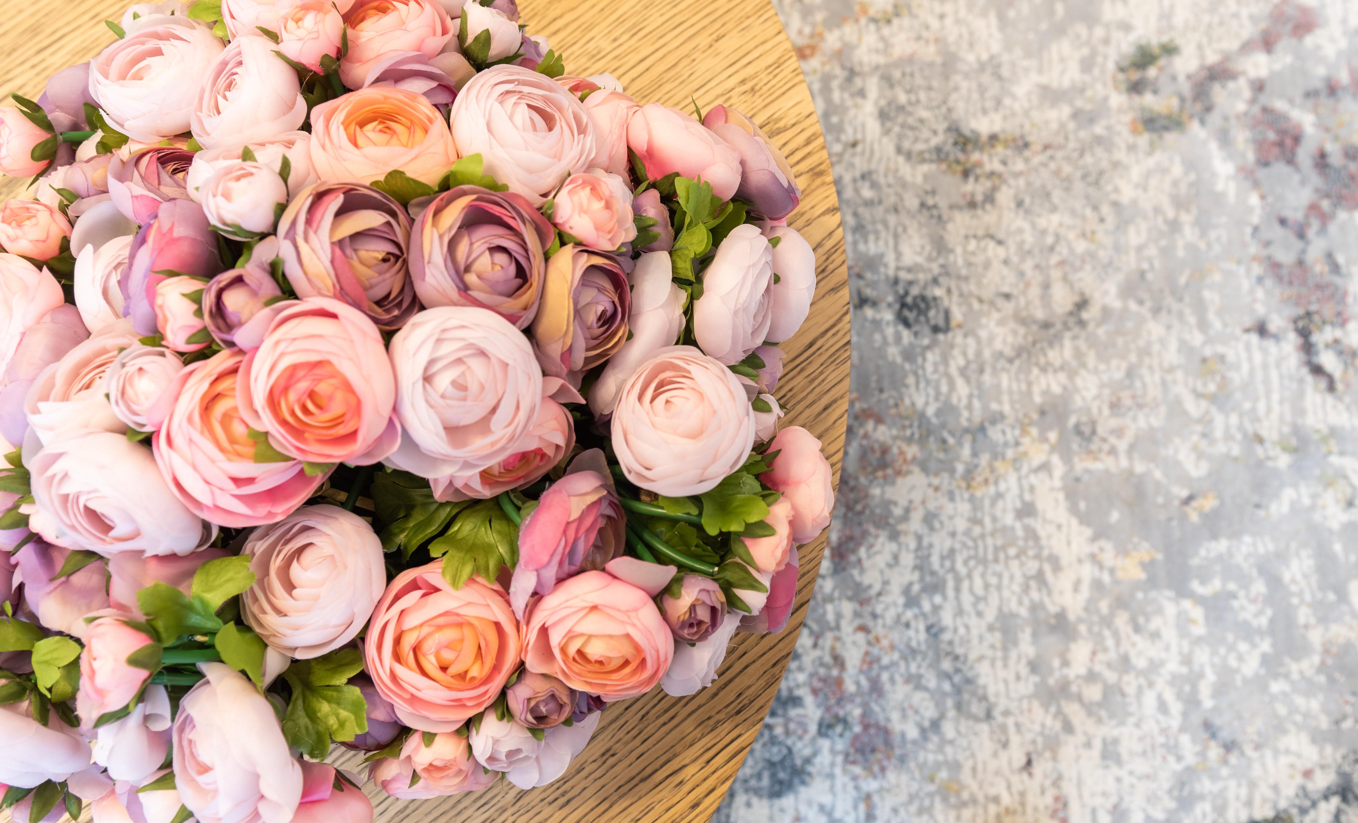 עיצוב פנים ריהוט לשולחן | אדריכלות פרחים לשולחן - ריהוט לשולחן