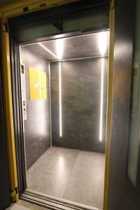 עיצוב פנים מעלית   אדריכלות מעליות - מעליות